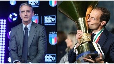 Mancini: «La Juventus è un club grandissimo: saprà sostituire Allegri»