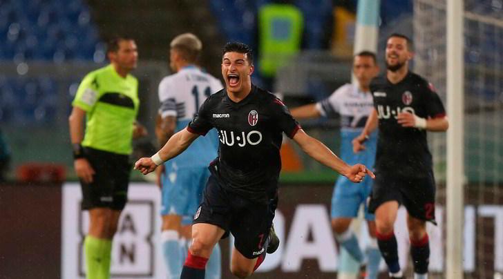 Lazio-Bologna 3-3: Orsolini show, Mihajlovic festeggia la salvezza