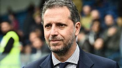 Paratici: «Abbiamo le idee chiare su chi allenerà la Juventus»