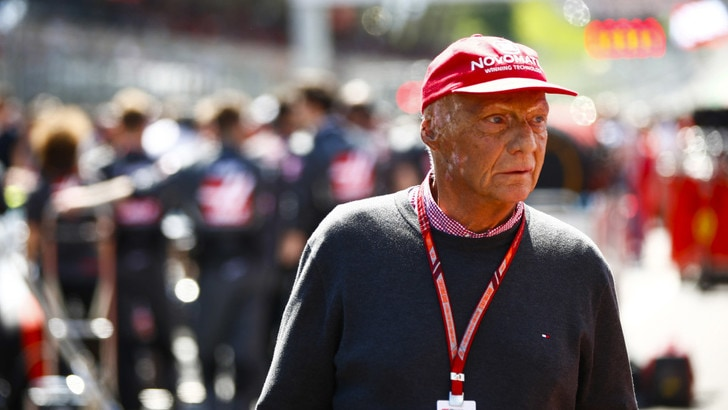 Lutto in F1, è morto Niki Lauda