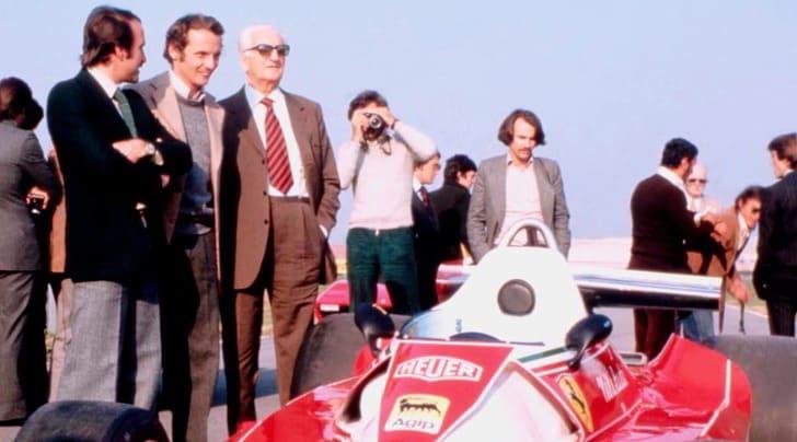 Modena ricorda  Enzo Ferrari, a 31 anni dall'addio