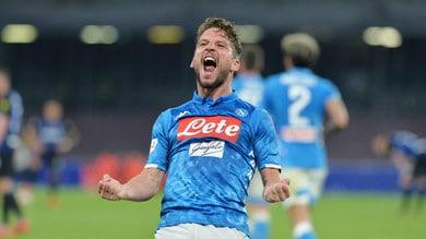 Papà Mertens: «Dries è felice, vuole rimanere a Napoli»