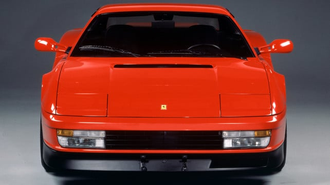 Ferrari Testarossa, il sogno degli italiani - Le Foto