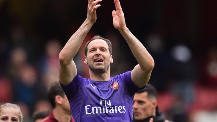 Cech sul suo futuro al Chelsea : «Deciderò dopo la finale di Europa League»