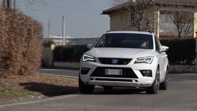 Seat Ateca TDI FR: il test al volante della 2.0 4Drive DSG VIDEO