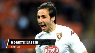 Torino, Moretti lascia il calcio
