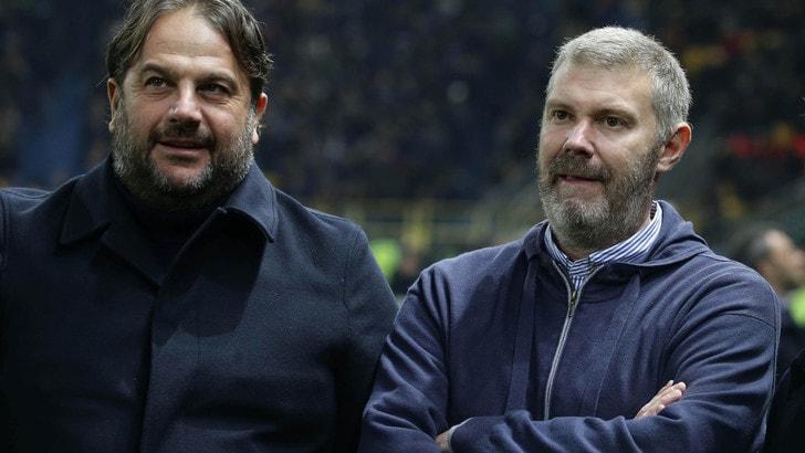 Parma, Faggiano: «Inglese e Grassi? Vorremmo tenerli, ma non conosciamo il budget per il mercato»
