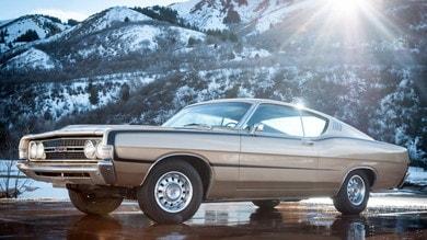 Ford Gran Torino - le foto della diva del cinema