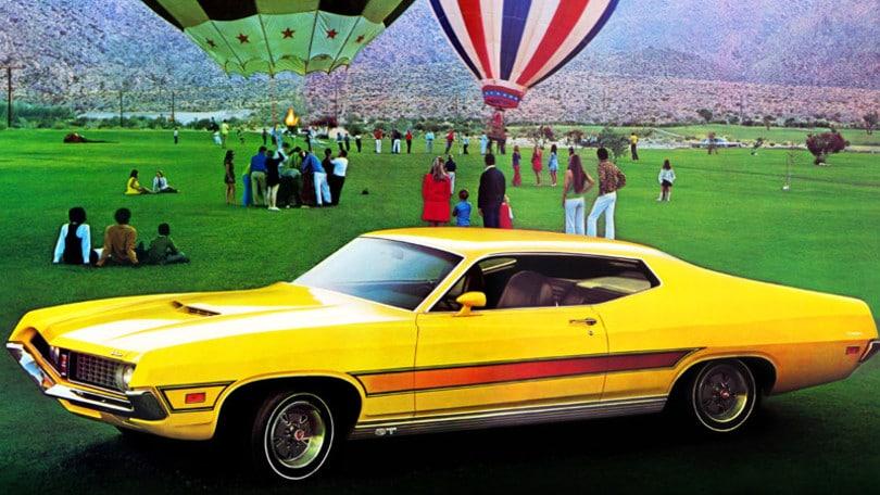 Ford Gran Torino: una storia americana