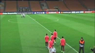 Niente Rakitic per l'Inter