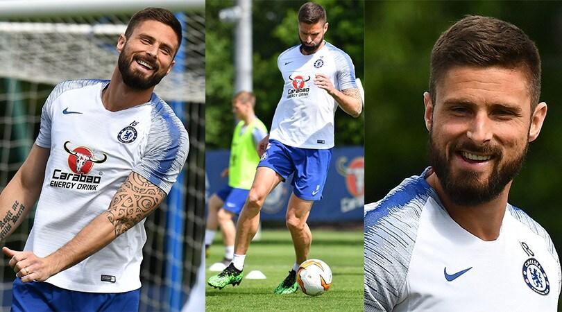 Chelsea, Giroud se la ride dopo il rinnovo del contratto