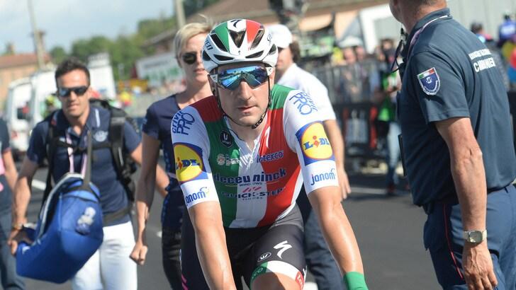 Viviani: «Il mio Giro finisce oggi, devo ritrovare la serenità»