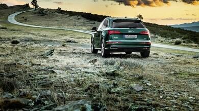 Audi SQ5 TDI: tutte le immagini