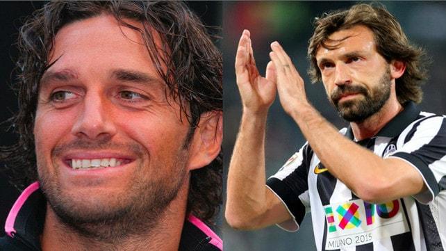 Da Toni a Pirlo, quanti ex Juve alla Notte dei Re per Totti e Figo