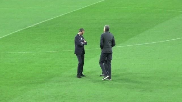 Giallo Juve: Guardiola in bianconero?
