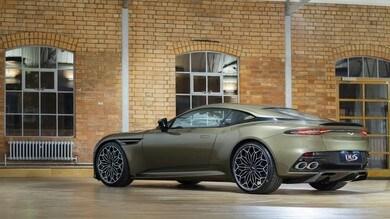 DBS Superleggera OHMSS, l'Aston Martin che omaggia James Bond