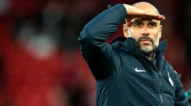 """La smentita del City: """"Guardiola alla Juve? Una falsità"""""""