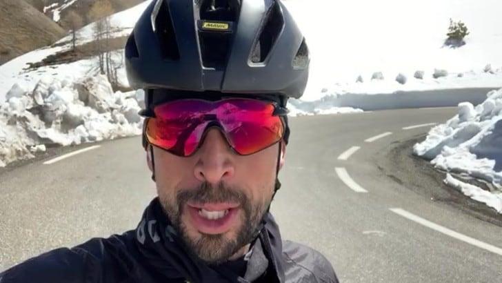Ultraciclismo Di Felice prepara la Coast to Coast americana in bici. Su Tuttosport.com il suo Videodiario