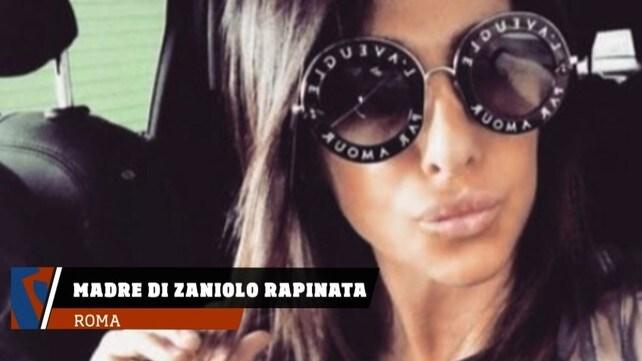 Roma, madre di Zaniolo rapinata