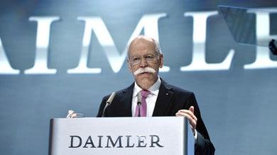BMW, video ironico per l'addio di Zetsche