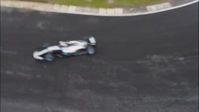 La Mercedes domina le libere a Montecarlo