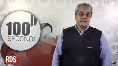 """I 100 secondi di Sandro Bocchio: """"Un mercato che comincia dalla panchina"""""""