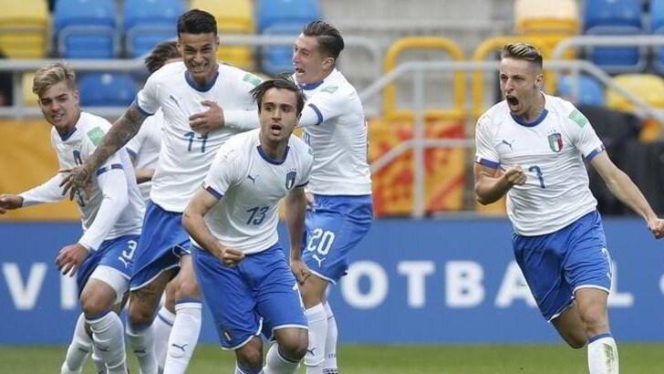 Italia, grande esordio al Mondiale Under 20: Messico ko 2-1