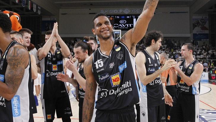 Basket, playoff Serie A: Trieste e Trento vincono Gara 3
