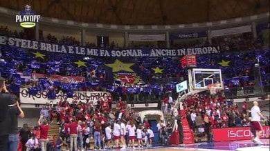 Alma Trieste - Vanoli Cremona 91-86