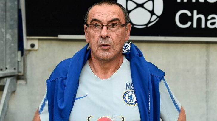 Sarri, l'attrito Chelsea è scintilla Juve