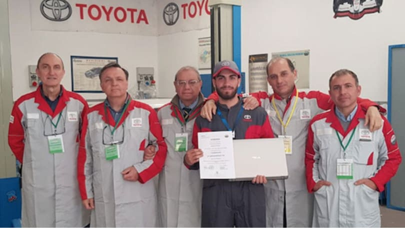 I tecnici di domani a scuola con Toyota