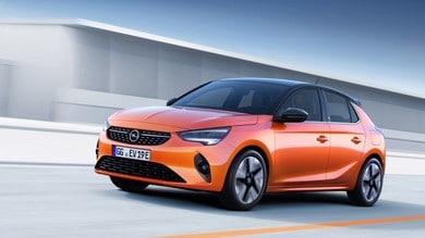 Opel Corsa-e | Le foto della nuova versione elettrica