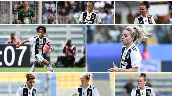 Il blocco Juventus Women guida l'Italia al Mondiale femminile