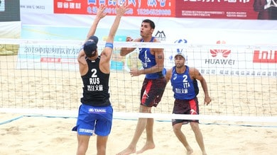 Rossi-Caambula ko agli ottavi nel torneo di Jinjiang