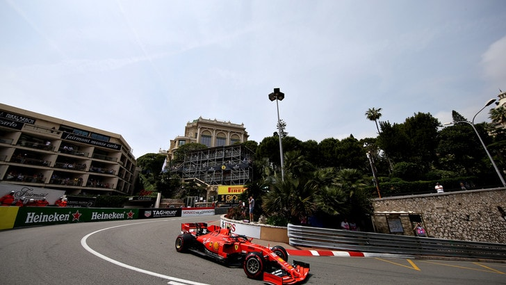 Gp Monaco, reprimenda per Leclerc