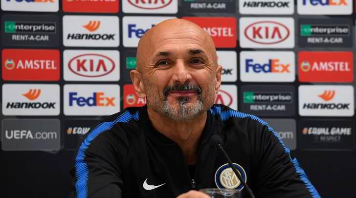 Spalletti: «Voglio una notte da Inter»