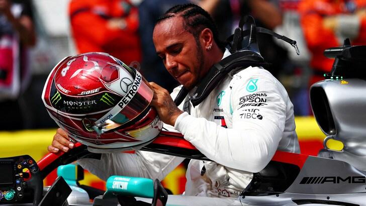 F1, Gp Monaco: fulmine Hamilton, Vettel a quota altissima