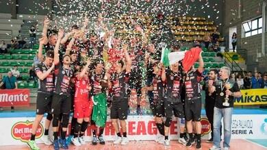 la Lube Civitanova è Campione d'Italia Under 20