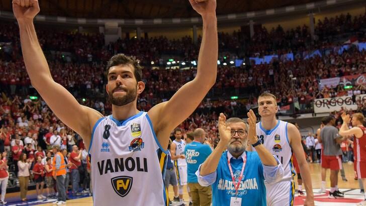 Cremona chiude la serie e vola alla semifinale playoff