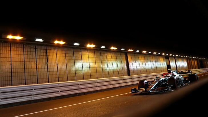 Mercedes, Bottas: