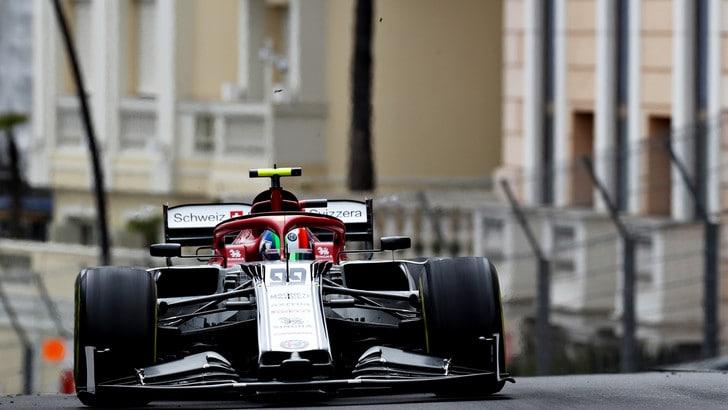 Gp Monaco, Giovinazzi retrocesso: Leclerc partirà 15°