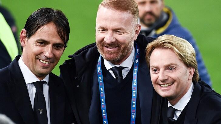 Lazio, Tare su Inzaghi:
