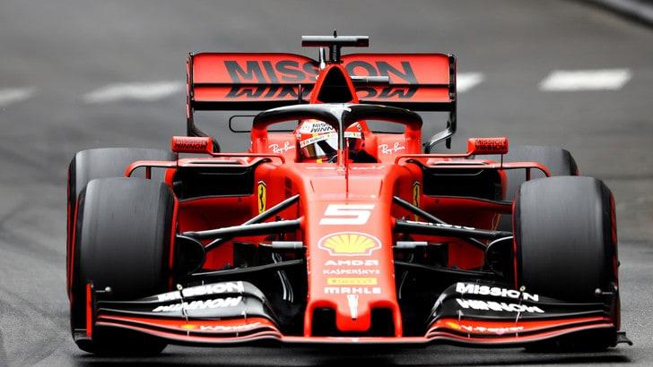 Gp Monaco, Vettel: