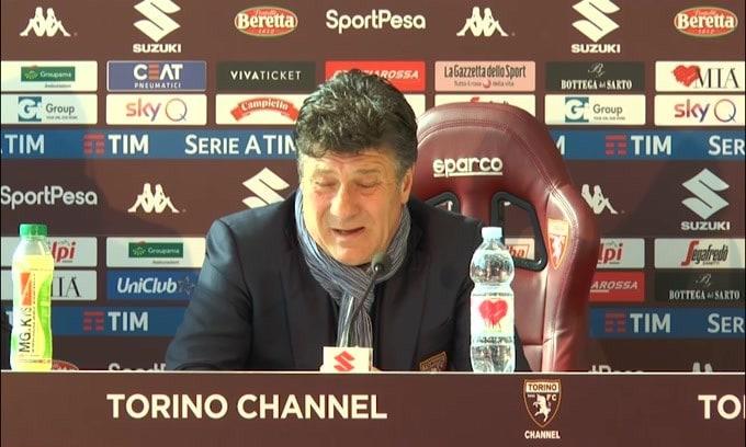 """Mazzarri: """"Con i tifosi si è creato un bel rapporto"""""""
