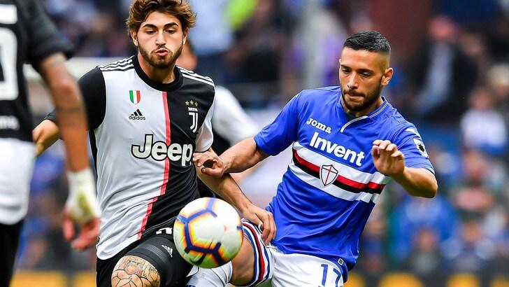 Serie A Sampdoria-Juventus 2-0, il tabellino