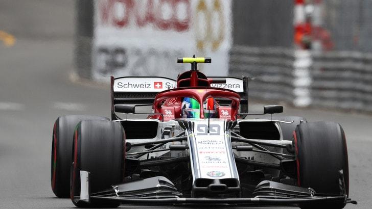 Gp Monaco, Pirelli: