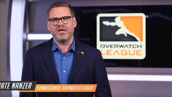 Nate Nanzer lascia la OWL e si unisce a Epic Games
