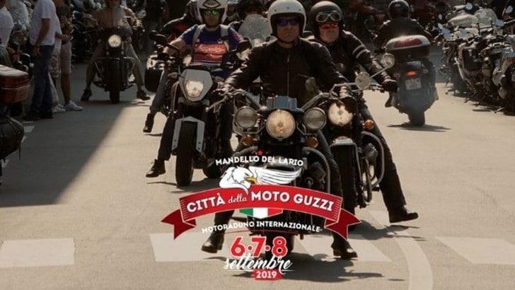 Moto Guzzi, 98ª edizione del Motoraduno Internazionale