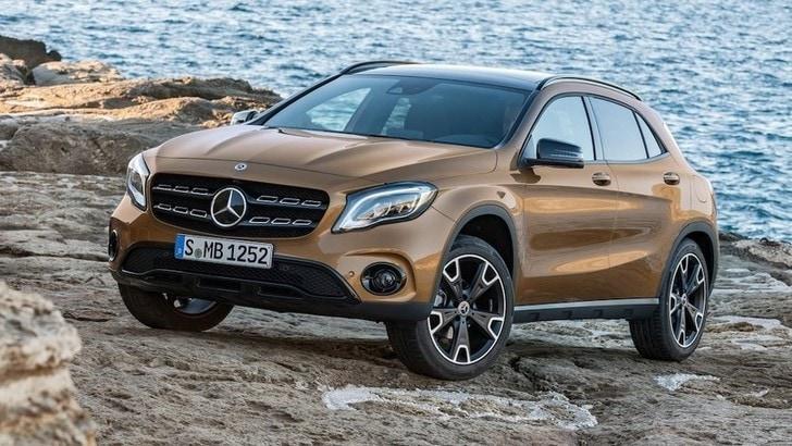 Nuova Mercedes GLA, si entra nel vivo