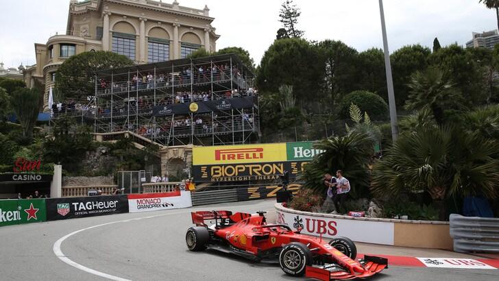 Ferrari: nei prossimi due Gp cambia il logo sulle monoposto